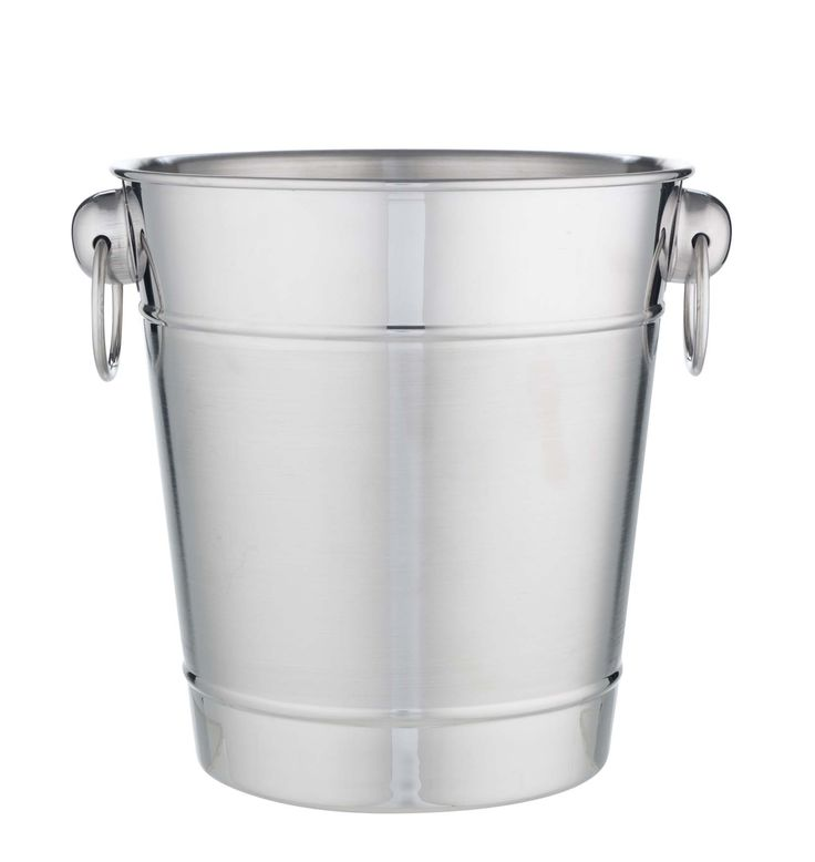 We love the sleek design of this stainless steel Champagne and wine bucket.  Priced at £12. #sainsburys #autumndreamhome