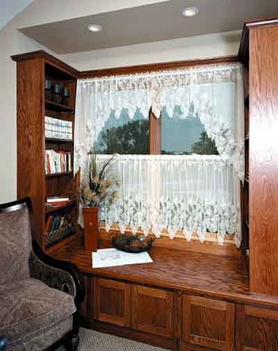 Our Woodland Curtains Are Used Frequently In Dens, Family Rooms And Very  Often In Vacation