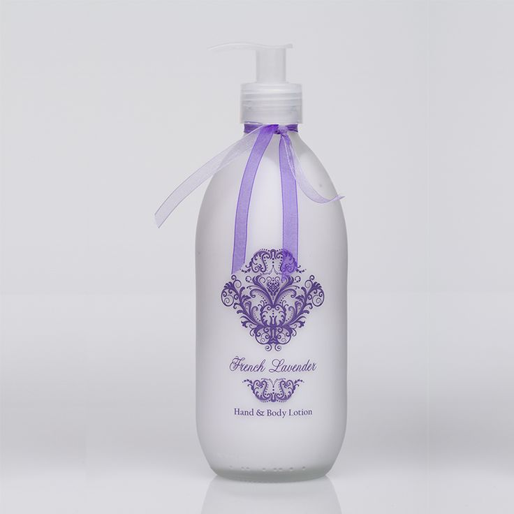 French Lavender Hand & Body Lotion