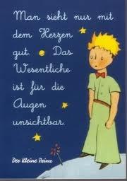 Der Kleine Prinz . . . immer noch mein liebstes Buch