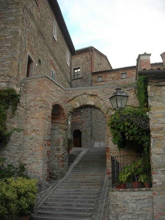 Monte Santa Maria Tiberina, Alta Umbria.