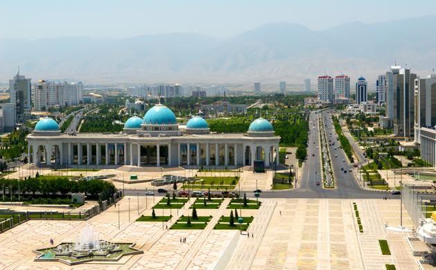 7. Turkmenistan - Price per litre: USD 0.26