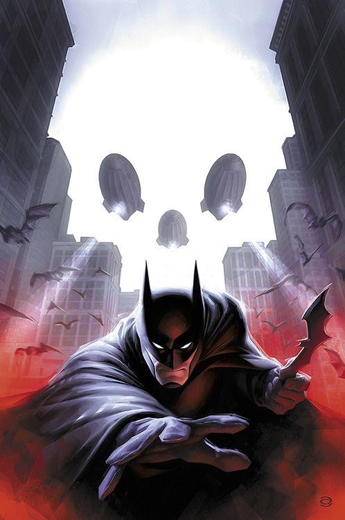 Batman by Alex Garner