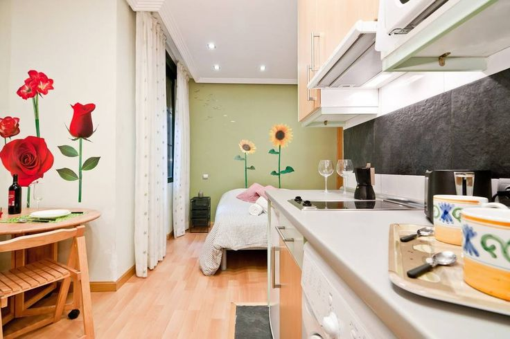 Gran Via, 4 persons, WI FI - Madrid şehrinde Kiralık Apartman daireleri, Comunidad de Madrid, İspanya