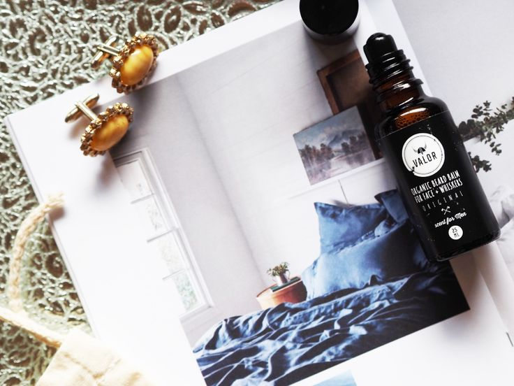 Valor Organic & Natural Beard Oil: review