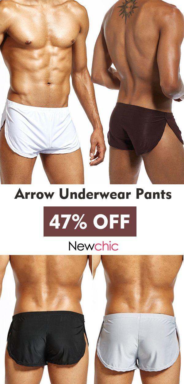 d54ddcf1d4a Breathable Sport Home Soft Low Waist Underwear  home  causal  mensfashion