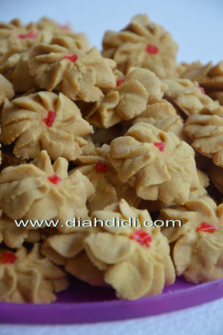 Diah Didi's Kitchen: Semprit Jahe