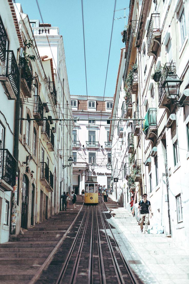 #Lisbon, Portugal photographed by Daniel Faro