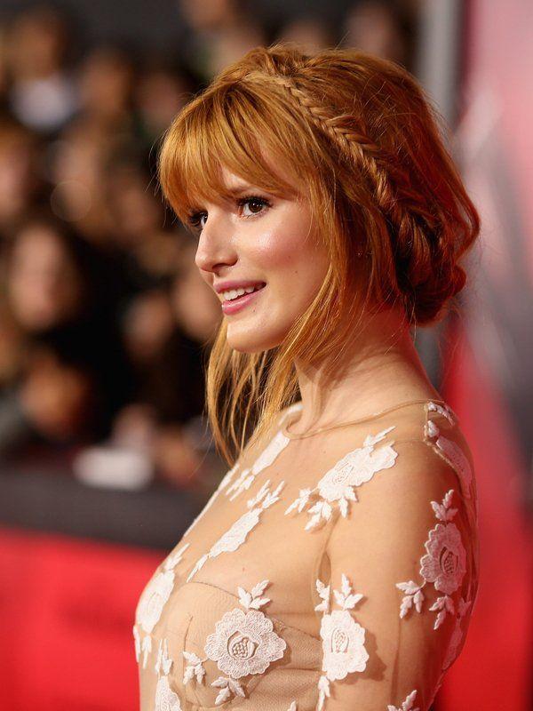 """Schauspielerin Bella Thorne erschien im November 2013 zur Premiere von """"The…"""