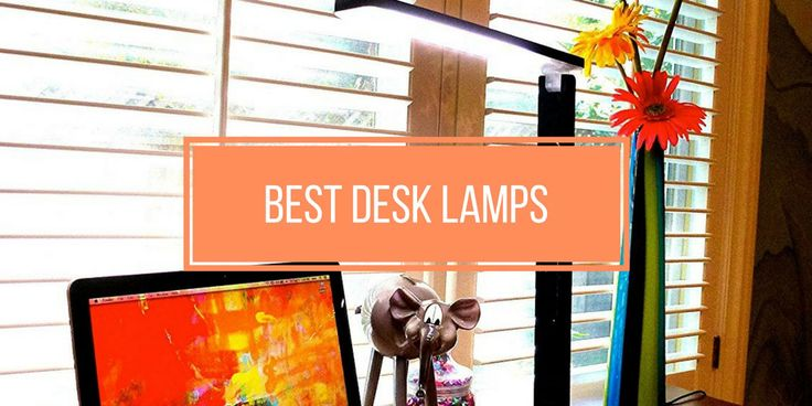 The best LED desk lamps for reading, study, office work, and other tasks should be bright, dimmable, flexible, and offer light color choices