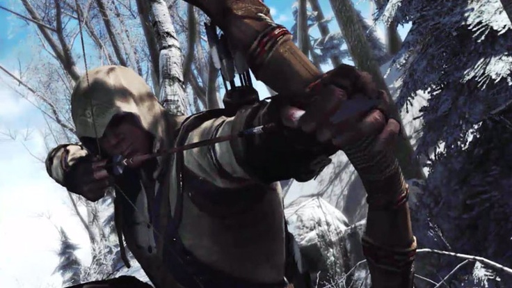 Connor assassin's creed 3