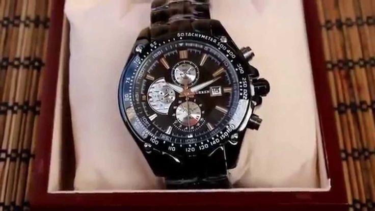 Часы Curren Luxury. Купить #часы Curren Luxury