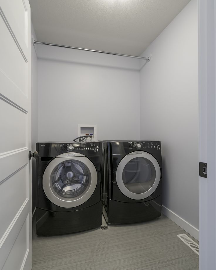 Laundry Space with Appliances