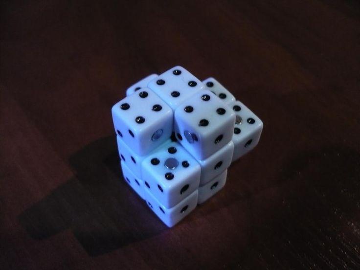 Как я научился собирать кубик Рубика