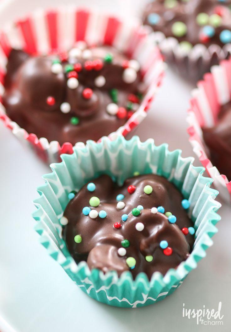 Crock Pot Candy | inspiredbycharm.com #IBCholiday