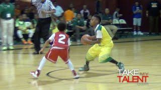 ▶ LeBron James Jr. SHOWS OUT At John Lucas All-Star Weekend! - YouTube
