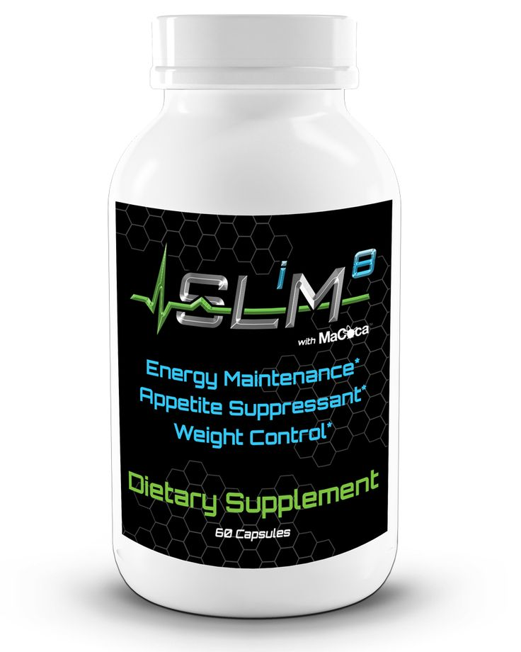 """How Does SLiM8 Work?  SLM8™ is made with MaCoca™, a proprietary blend of herbs that interact with the body to suppress the desire for food while stimulating the digestive system to burn more calories. This """"suppress and burn"""" approach represents a new breakthrough to natural weight loss remedy that is revolutionizing the way dieters take it off and keep it off. The result is SLiM8™ with MaCoca™, representing a new brand of weight loss pills that work! http://jma.slm8.com"""