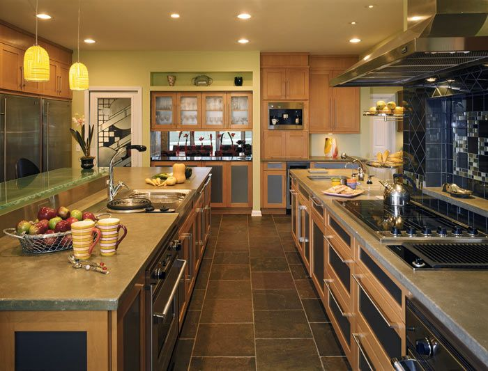 Modern Kitchen Design | Light Kitchen Cabinets | Kenwood Kitchens In  Columbia, Maryland