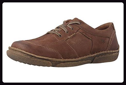 JOSEF SEIBEL – Neele 18 – Damen Halbschuhe – Braun Schuhe in Übergrößen, Grö… – hochschuhe