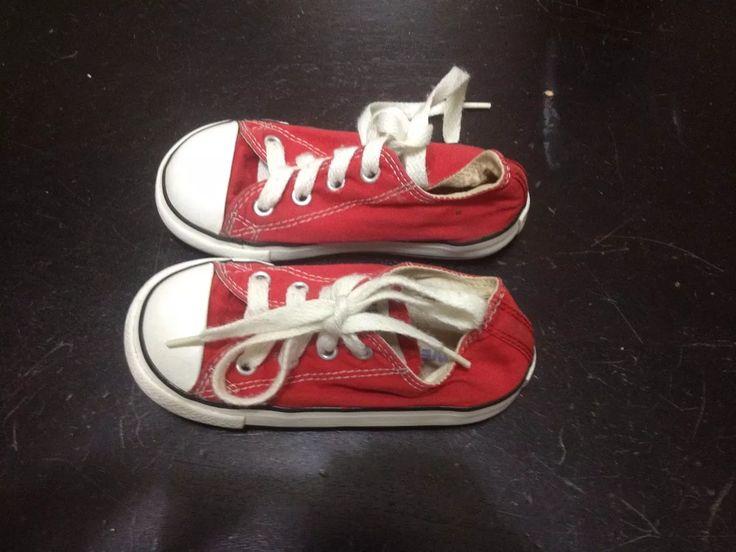 Zapatos Converse Para Niños Talla 24 - Bs. 9.000,00 en MercadoLibre