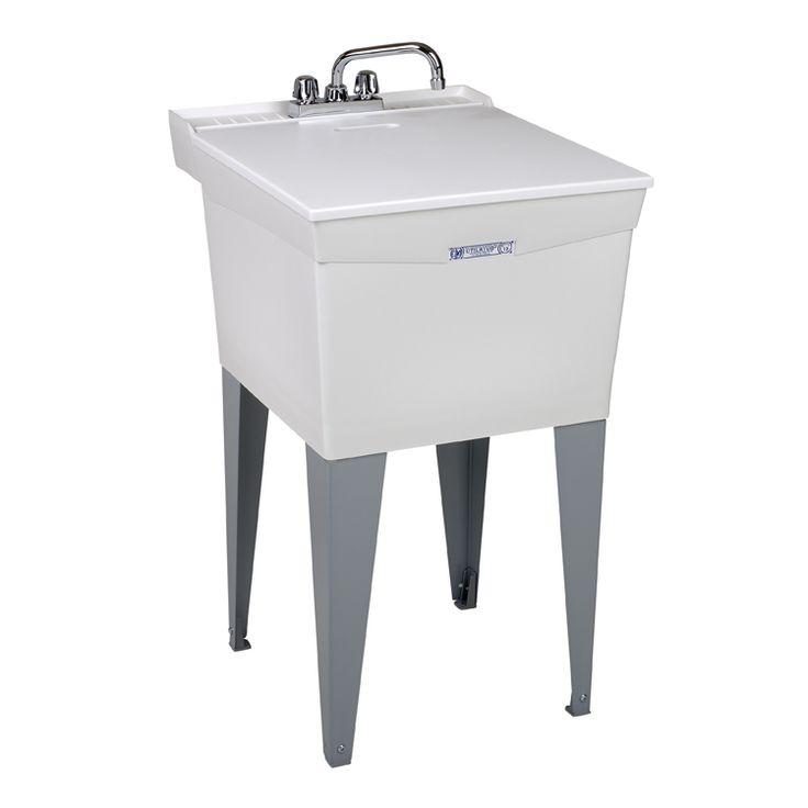 Mustee Sinks : Sinks Mustee 19CFT