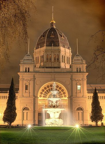 Royal Exhibition Building, Melbourne, Australia | UNESCO World Heritage Site