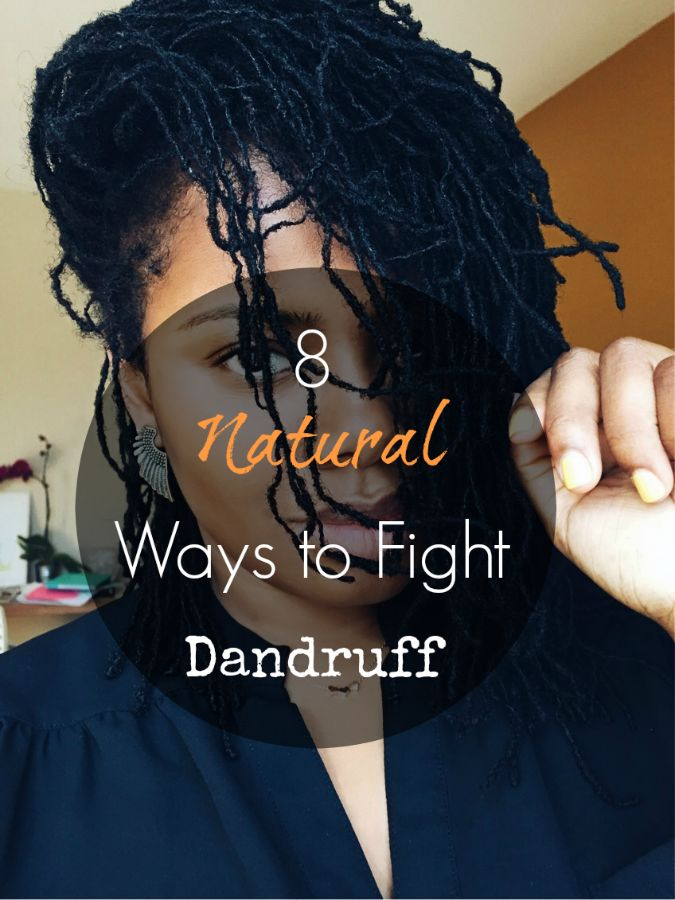 8 Natural Remedies for Dandruff