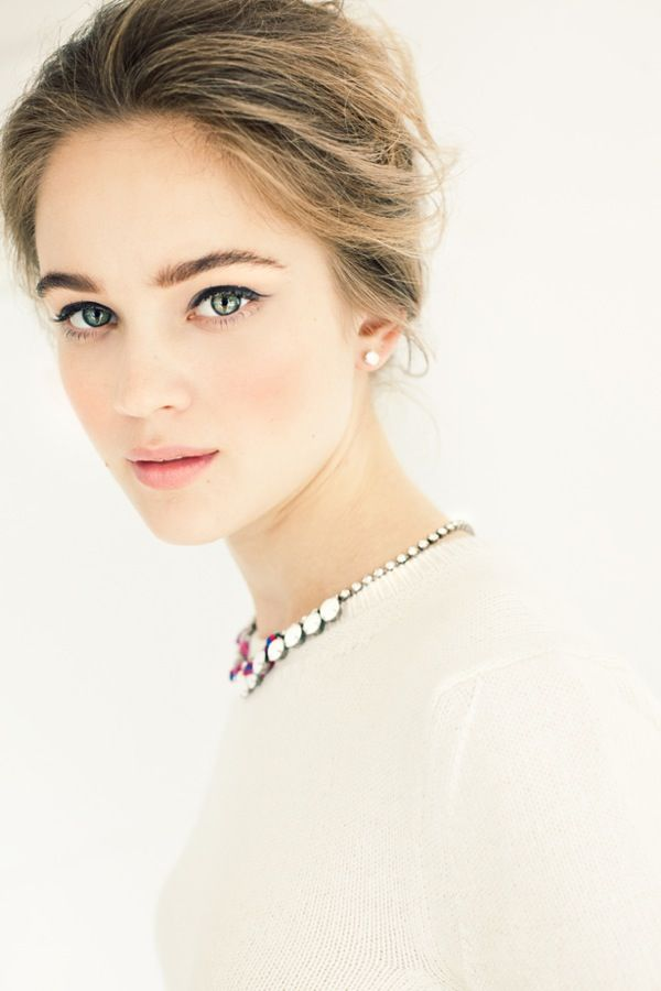 Simple, Refreshing Portrait By Jamie Beck for Kate Ermilio    Jamie Beck…