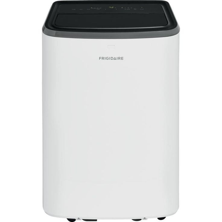 Frigidaire Gallery 13 000 Btu 13 000 Btu Doe Cool Connect Smart Portable Air Conditioner In White With Wi Fi Control In 2020 Frigidaire Air Conditioner