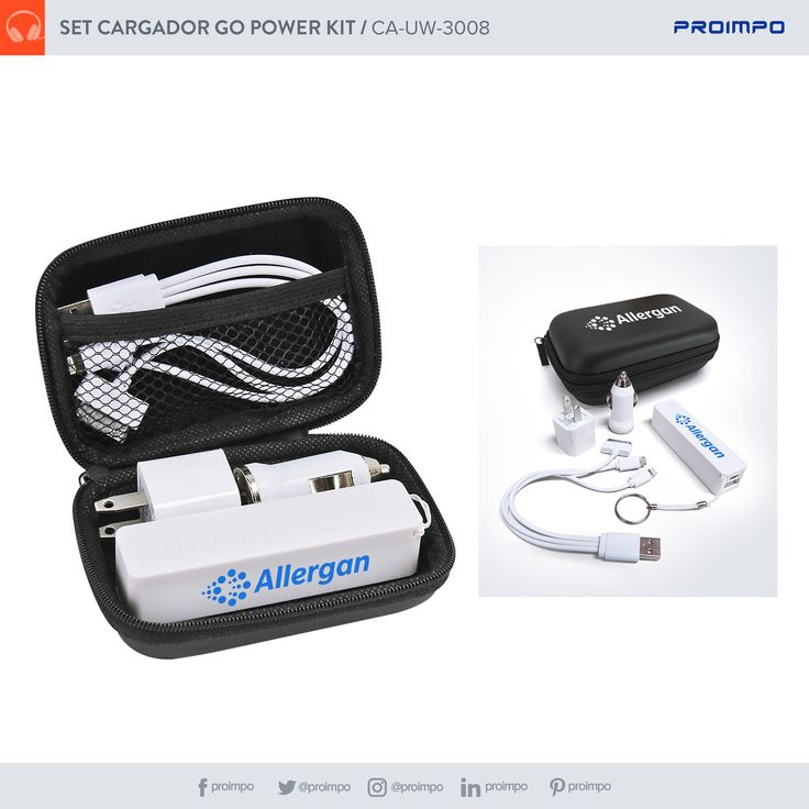 CA UW 3008 catálogo proimpo tecnología promocionales
