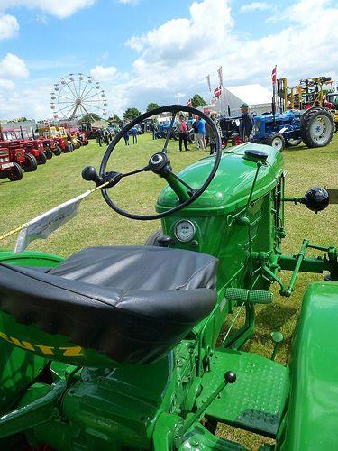 Deutz D15 Classic Tractor Odense Denmark Tractors