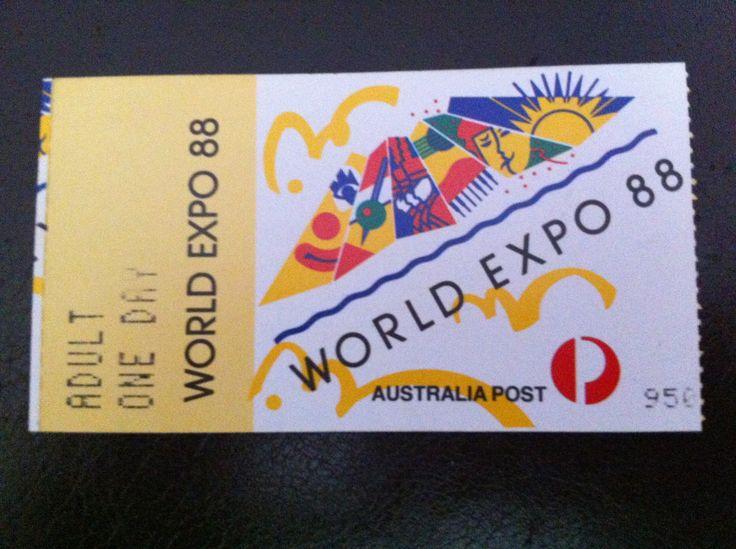 Expo 88, Brisbane, Australia