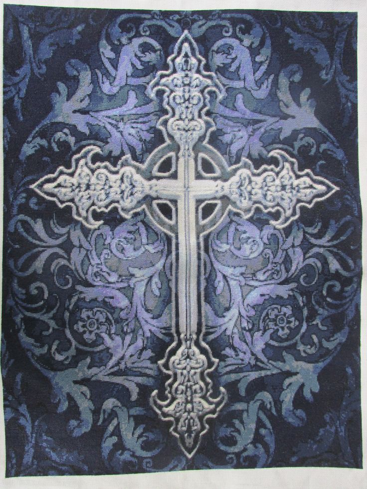 Heaven and Earth Design (HAED) Gothic cross