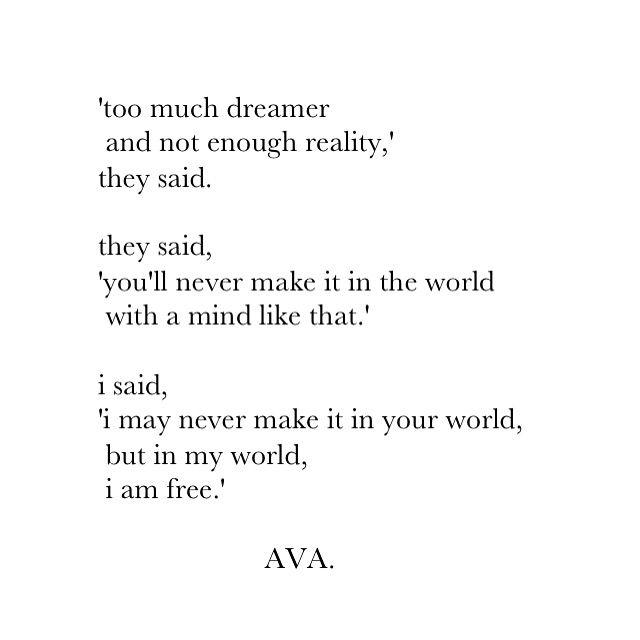 AVA. instagram: vav.ava #poetry #quotes #poems