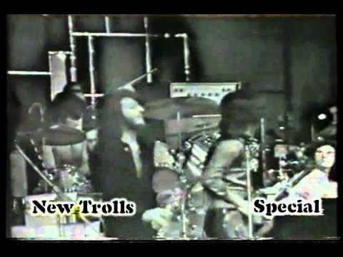 New Trolls: Nella sala vuota, improvvisazioni dei New Trolls registrate ...