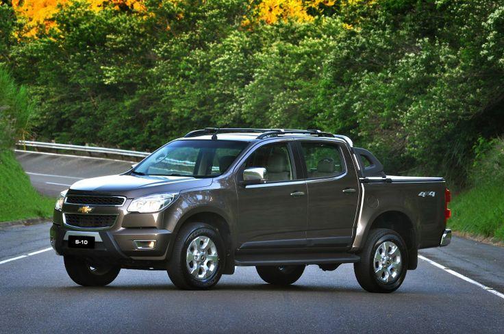 2012 Chevrolet S10 for Sale | ChevroBlog: Nueva Chevrolet S10 2012