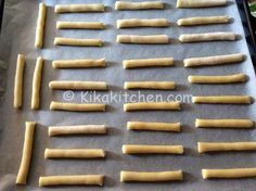 biscotti togo ricetta