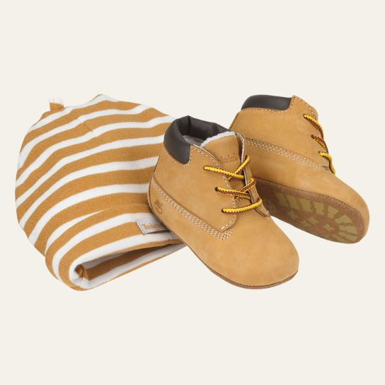 timberland infant crib bootie