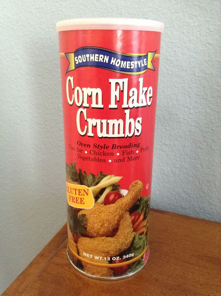 Southern Homestyle Corn Flake Crumbs -- I use these corn crumbs to ...
