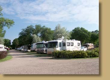 North Platte 1/2 way - Welcome to Holiday RV Park Campground.  A hidden gem