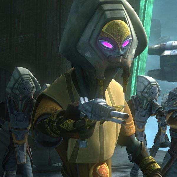 Pyke Syndicate - Star Wars Clone Wars  °°