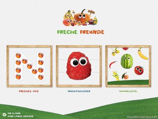 Freche Freunde App Freche Spiele App fuer Kinder (52)