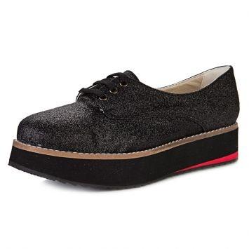 Zapatos Black Ant con Plataforma de Black Ant
