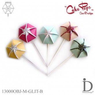 """Biglietti 3D multiuso CakePops CarD-esign a forma di Meringa, forme della pasticceria con bastoncino ed effetti glitter/brillantini come glassa dei dolci. 5 varianti colore per 5 gusti. Oggetto: Meringhe con Laccetto {Glitter} - - - - - - - - - - - - - - - - - - - - - - 3D Card Multifunction """"CakePops CarD-esign"""" shaped meringue, with stick and glitter effects. 5 Different colors. Subject: Meringues with Strap {Glitter} - - 3D #cards, #packaging, #gifts, #decorations, #wedding #cakepops"""