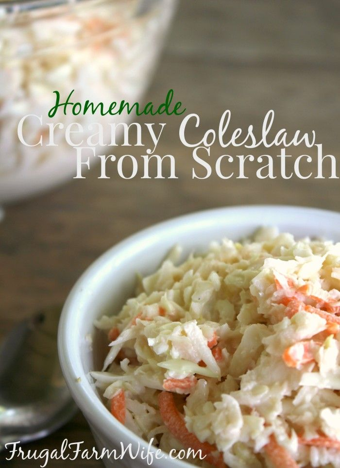 Coleslaw Dressing Recipe. This is the best coleslaw dressing you will ever make! It's so easy to make, and my kids love it!