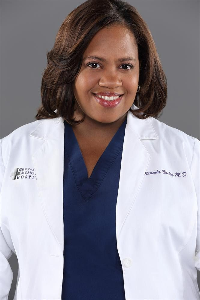 Chandra Wilson as Miranda Bailey - Season 10 cast photos ~ Always a favorite....loved her from the first episode