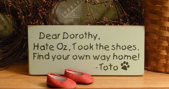 125 Best Images About The Wizard Of Oz Quotes On Pinterest