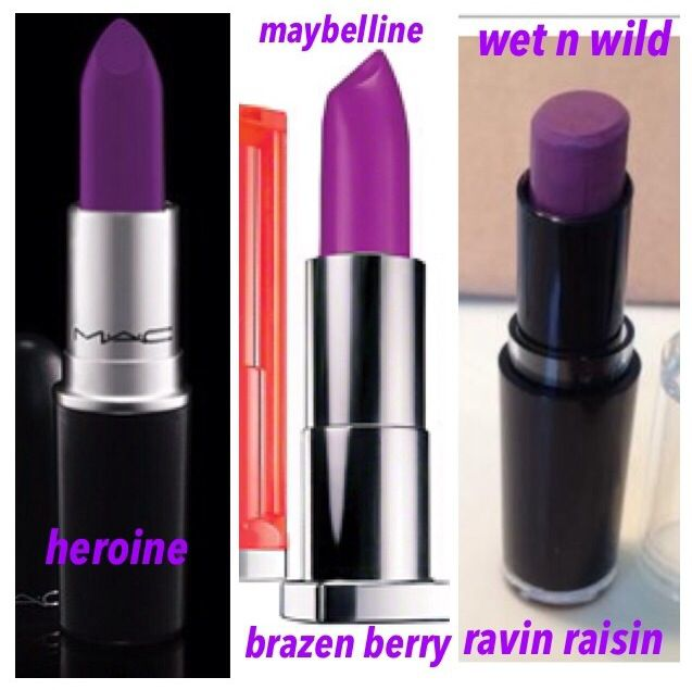 Makeup Dupe for Mac Heroine