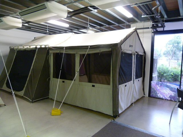 Beau Launch Of New Kodiak Canvas Cabin Tent Model