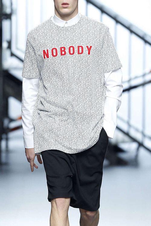 monsieurcouture: David Delfin F/W 2014 Menswear